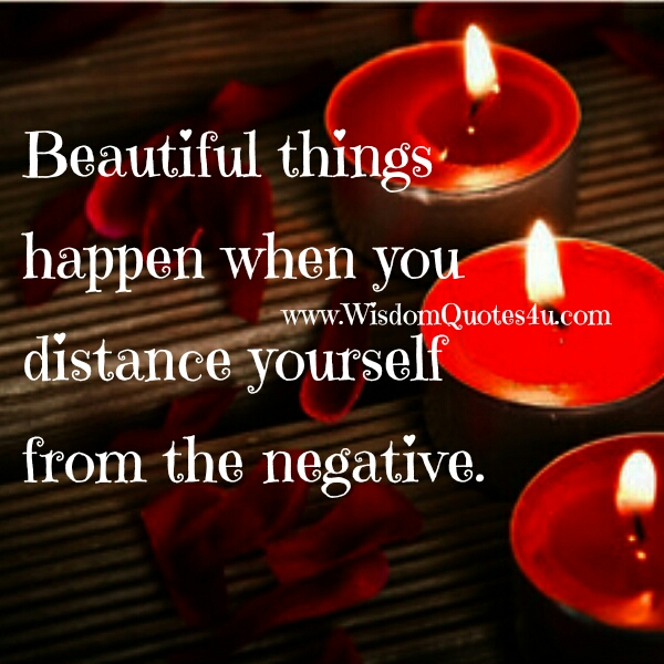How beautiful things happen in your Life?