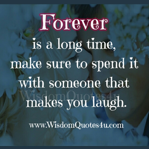 Spend time with someone that makes you laugh