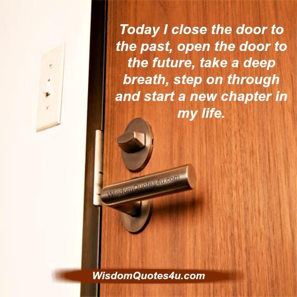 Open the door to the future