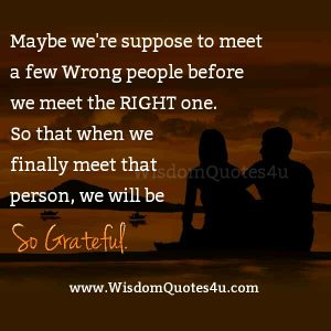 meet the right guy quotes